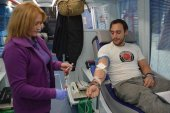 Sesenta y dos personas donan su sangre