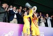 El Barcelona, campeón de la Supercopa femenina