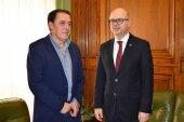 La Diputación estrecha lazos culturales con Turquia