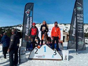 """Dos medallas de plata en la """"Musher Race"""""""