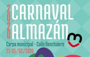 Programa para los carnavales de Almazán