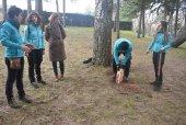 Jardinería recupera el itinerario didáctico de La Dehesa
