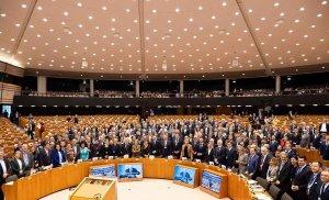 Igea interviene en el Pleno del Comité de las Regiones
