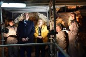 La Junta restaura el retablo de la capilla del Cristo del Milagro