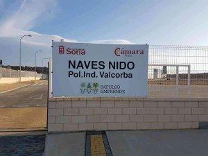 Rebajadas las tarifas de las naves nido de Valcorba