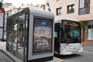 El transporte urbano recupera viajeros