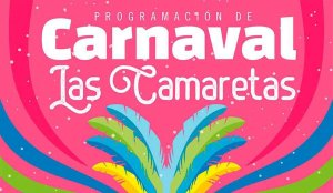 Carnavales y fiesta de aniversario en Camaretas