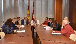 El Consejo Agrario analiza las adjudicaciones de pastos