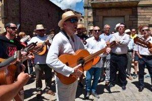 La ronda popular de Duruelo sale el martes de carnaval