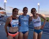Marta Pérez, quinto mejor tiempo en pista cubierta