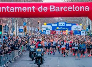 Mateo consigue mínima para Mundial de Media Maratón