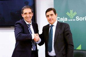 Caja Rural de Soria apoya al C.D. Calasanz