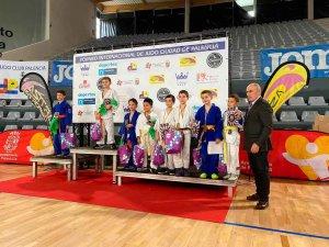 Buenos resultados del Judo Club Kodokan en Palencia
