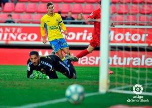 Numancia-Las Palmas: empate, y gracias - fotos