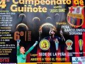 XIV Campeonato de Guiñote de la Peña Barcelonista