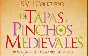Almazán: XVII Concurso de Tapas Medievales - fotos
