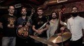 El quinteto del guitarrista Víctor Antón, en el Casino