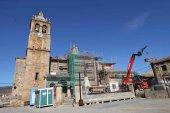 La Diócesis comienza rehabilitación de iglesia de El Royo