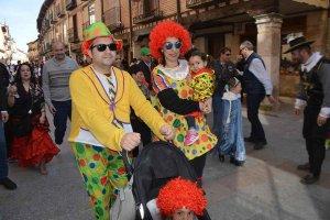 El Burgo en carnaval: pregón y festival - fotos