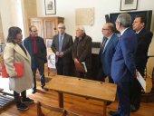 EL Gobierno anima a conservar el legado de Machado