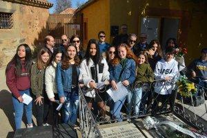 Soria rinde tributo a Machado - fotos