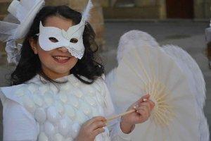 Ágreda en carnaval: concurso de disfraces - fotos