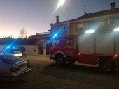 Dos personas intoxicadas, por mala combustión de caldera en Almazán