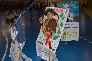 Ólvega en carnaval: concurso de disfraces - fotos