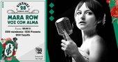 Gira de conciertos der Mara Row en México