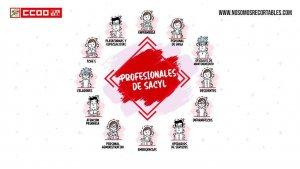 CC.OO. se presenta a elecciones sindicales del Sacyl
