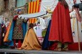 Ágreda prepara los Desposorios de Jaime I y Leonor de Castilla