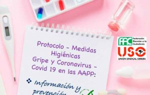 USO insta a aplicar protocolos preventivos contra coronavirus