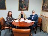 FOES inicia ronda con ayuntamientos sobre contratación pública