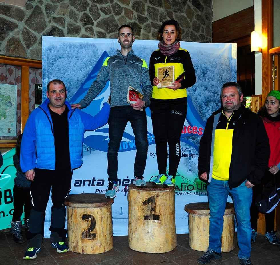 Gil y Romo ganan el Short Trail de Santa Inés