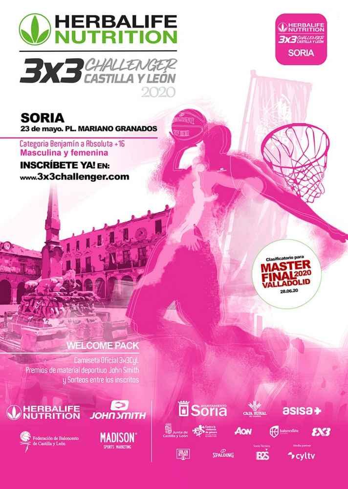 El circuito de basket 3x3 regresa a Soria