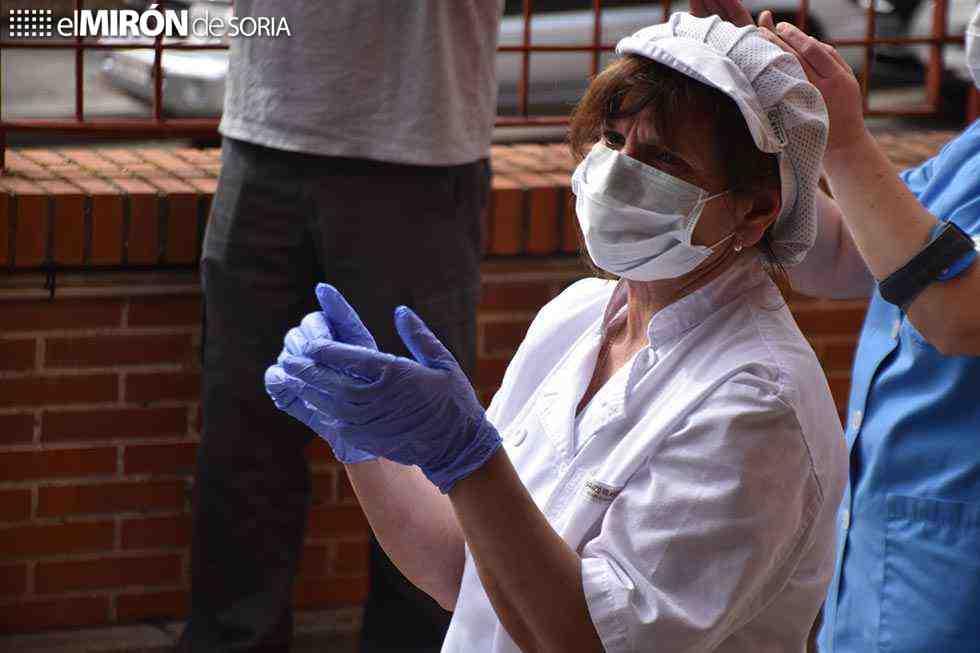 La Junta recibe 191.030 mascarillas para protección