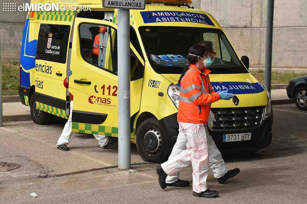 COVID 19: 179 casos en Soria y 13 fallecidos
