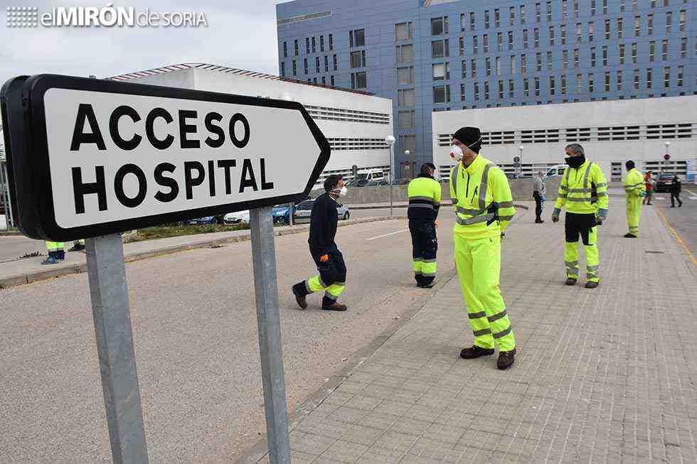150 empleados municipales, en operativo contra coronavirus