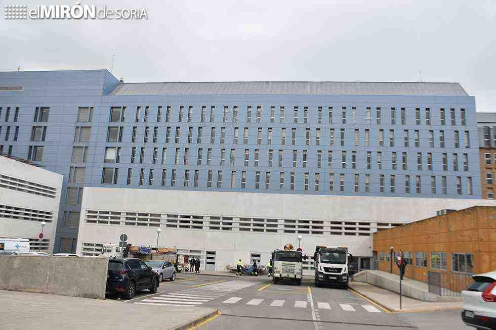 Aumento de ocupación significativo en el hospital Santa Bárbara