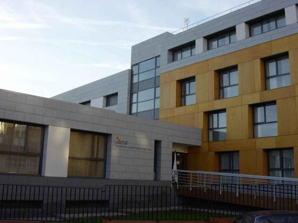 La residencia Antonio Machado, para los trabajadores sanitarios