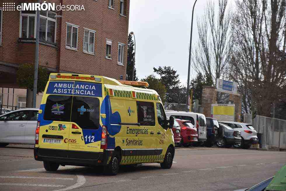 Nuevas Ambulancias Soria agradece colaboración en material