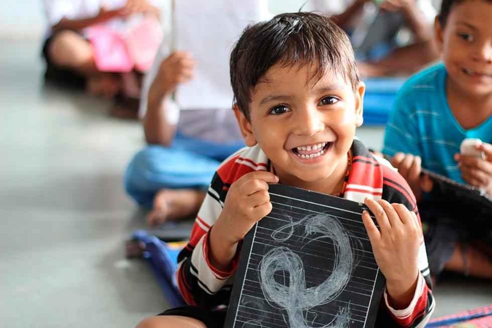 La escuela infantil Las Camaretas abre plazo de admisión