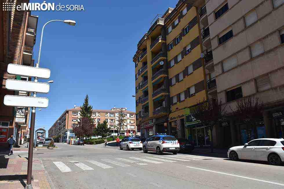Primer detenido en Soria por saltarse confinamiento