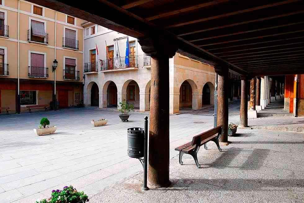 San Esteban de Gormaz se queda en casa