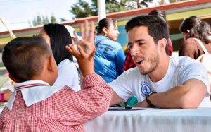 Programa de voluntariado para empleados públicos