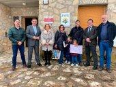 Un millón de visitantes en la oficina turística de Medinaceli