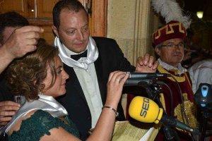 El alcalde pide voluntarios para la cuadrilla de Santiago