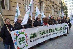 CSIF reclama un delegado sindical especializado en igualdad