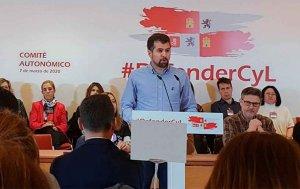 Tudanca asegura que el PSOE está preparado para gobernar