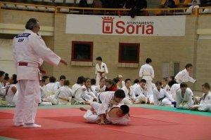Resultados del Campeonato provincial de Judo